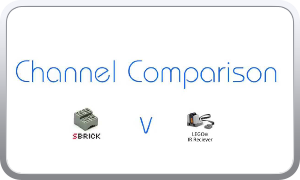 SBrick Channels Comparison