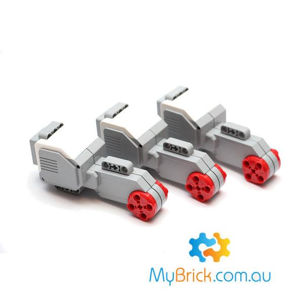 Lego Mindstorms Motors, EV3 and NXT Motors